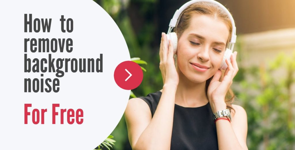 How to remove background noise from a music recording